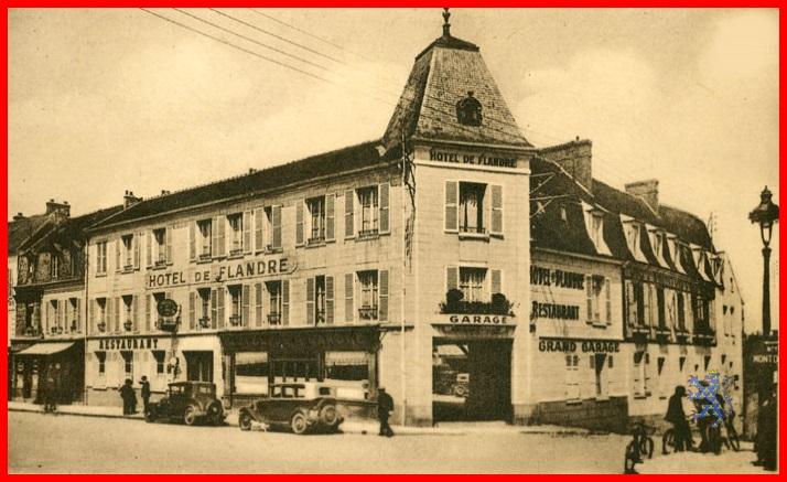 Compiegne Le Quartier De La Gare  Rue D U0026 39 Amiens
