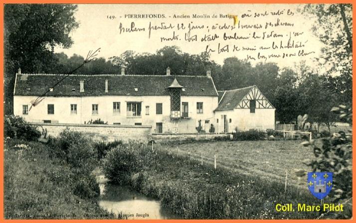 Pierrefonds Le Bouquet Provincial Gustave Clement Bayard
