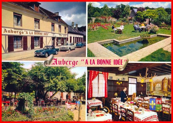 SaintJean aux Bois un village dans la foret ~ Restaurant Saint Jean Aux Bois