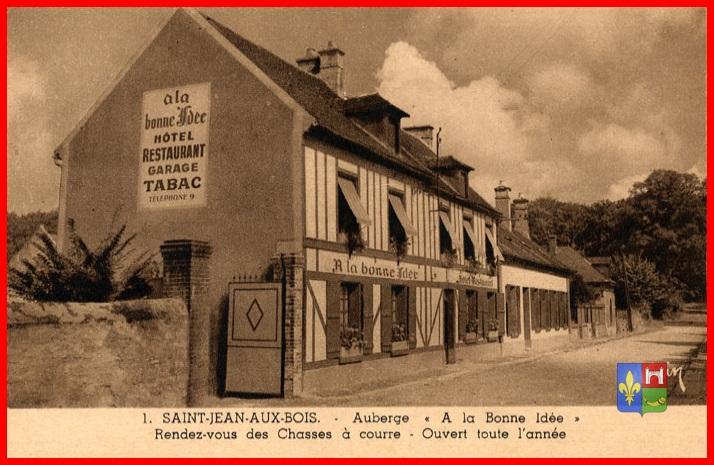 Saint Jean aux Bois un village dans la foret # La Bonne Idée Saint Jean Aux Bois