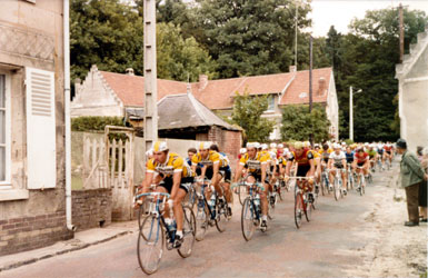 Tour de France Vieux-Moulin 1980